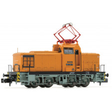 Diesel shunting  locomotive,class V60D with pantograph, DR,