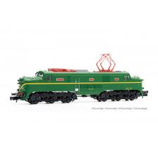 RENFE, loc elec classe 277-011, livrée vert, ép. IV,Sound