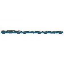 RENFE, set de 3 unités, automotrice elec classe UT 440, de hautes fenê