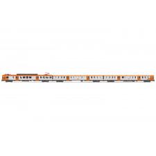 RENFE, set de 3 unités, automotrice elec classe UT 440, livrée  Region