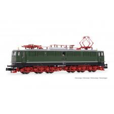 DR, loc elec classe 251, livrée vert avec chassis rouge, ép. IV, avec