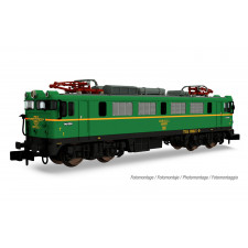 RENFE, loc elec classe 269, livrée vert/jaune, ép. IV,Sound
