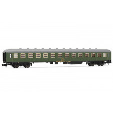 RENFE, 2-unit set coaches 8000 type, green, epoch IV