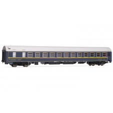 Sleeping car MU 1973 FS ex CIWL livery