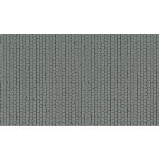 H0 Kopfsteinpflaster. 20x12cm