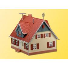 H0 Wohnhaus Amselweg