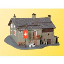 H0 Berggasthaus Steinbock in