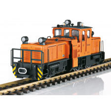 Schienenreinigungslok - 2. Q 2021