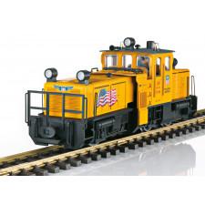 Schienenreinigungslok USA - 2. Q 2021