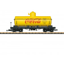 Coca Cola Kesselwagen