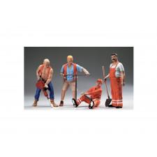 Arbeiter-Figuren