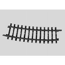 Rail courbe  r360 mm,15 Gr.