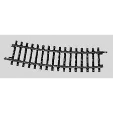 Rail courbe  r424,6 mm,15 Gr.