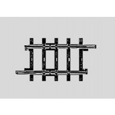 Rail droit 41,3 mm