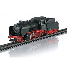 Locomotive à vapeur avec tender séparé BR 24 - DB époque III