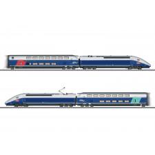 TGV Euroduplex de la SNCF