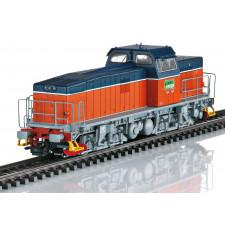Schwere Diesellok T44, Green Cargo, Ep. V - automne20