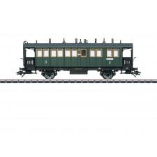 Lokalbahnwagen BCL K.Bay.Sts.