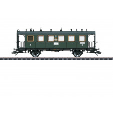 Lokalbahnwagen CL K.Bay.Sts.B
