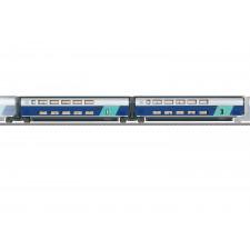Ergänzungswagen-Set 2, TGV Duplex, Ep.VI - 3. Q 2021