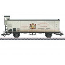 Güterwagen, Kessler Sekt, DRG, Ep. II - automne20