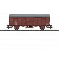 Ged. Güterwagen Gbl Dresden, SJ, Ep.IV