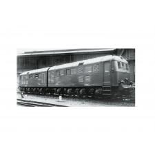 Locomotive diesel D 311.02 A/B - DRG époque II