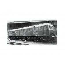 Locomotive diesel D 311.01 A/B - DRG époque II