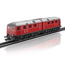 Locomotive diesel V 188 001 a/b - DB époque III
