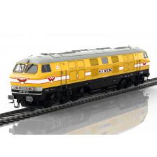 Diesellokomotive V 320 001 Wiebe EP. VI
