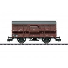 Wagon à claire-voie, type à pièces interchangeables V 23 , DB ,époque