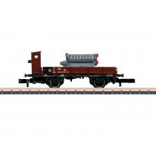 Niederbordwagen X 05 DB