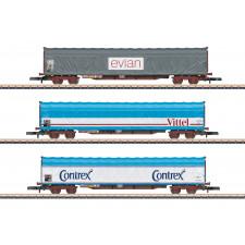 Güterwagen-Set Rils SNCF EP. V - 3. Q 2021