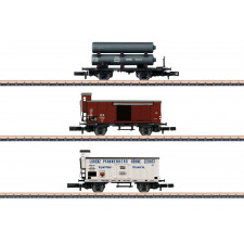 Wagen-Set Gütertransport KPEV