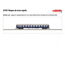 Schnellzugwagen Am 203 DB