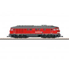 Locomotive diesel lourde BR 232 , DB AG ,époque V