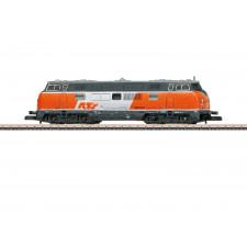 Diesellok Br 221 RTS