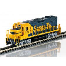Diesellokomotive GP 38-2 ATSF EP. IV
