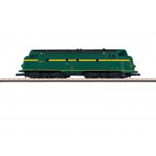 Diesellok Serie 54 SNCB