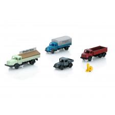 Fahrzeug-Set gemischt