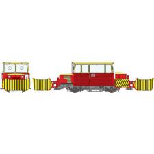 DU65 6 132 SUD-EST  Chasse-Neige  toit crème, phare pincettes, logo an