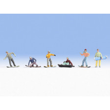 Snowboardeurs