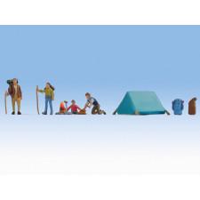 Camping, , H0