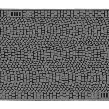 Chemin Pavé, 100 x 4 cm