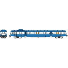 SNCF - Autorail X-2907 Dépôt de LIMOGES Logo Plaque Bleu Ep.IV-V