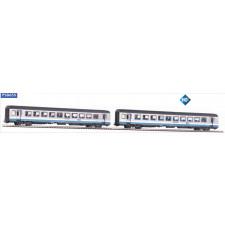 SET 2 CORAIL VTU RHONE-ALPES 1/2CL VI SNCF
