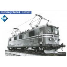LOCO E CC6051 SON III SNCF