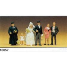 fiancés pasteurs invités