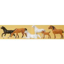 chevaux 1/87