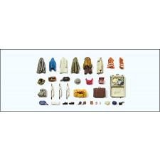 habit divers, vestes, chaussures, sacs...